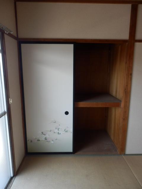 メゾンおおたけⅠ 304号室の収納