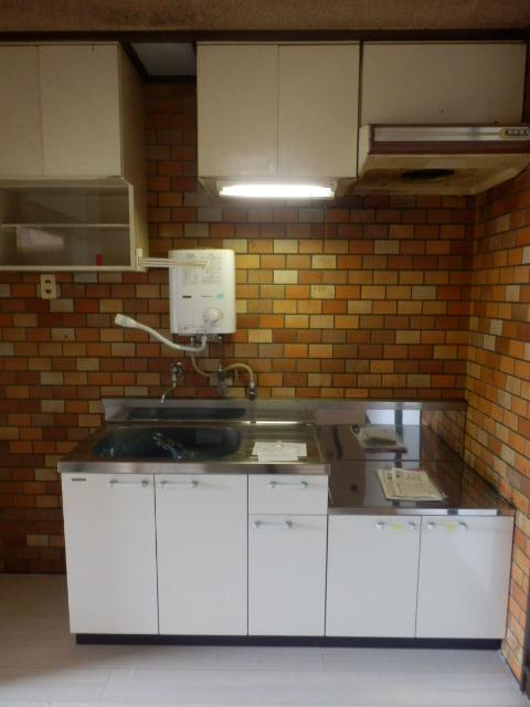 メゾンおおたけⅠ 304号室のキッチン