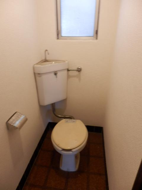 メゾンおおたけⅠ 304号室のトイレ
