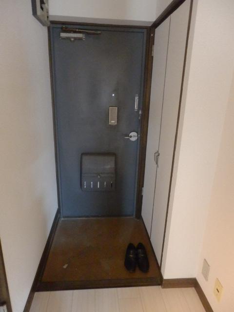 メゾンおおたけⅠ 304号室の玄関