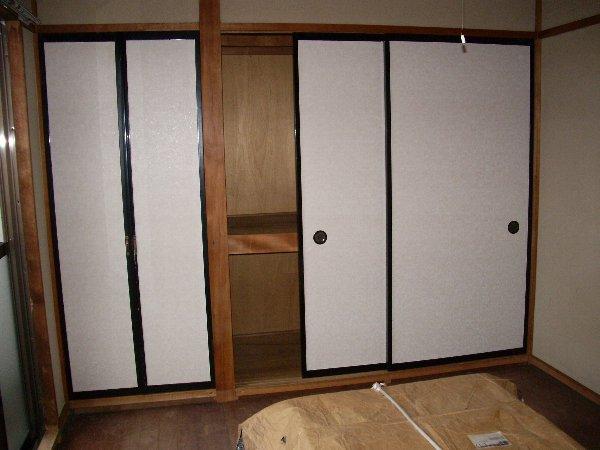 片浜ハイツ 202号室の収納