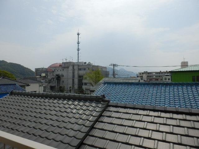 東栄マンション 302号室の景色