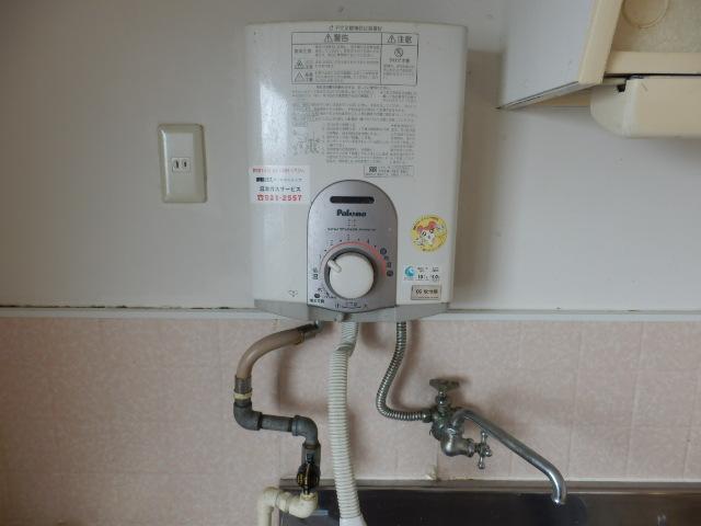 東栄マンション 302号室の設備