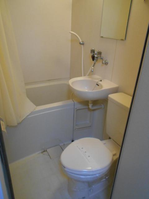 ルネパレス大岡Ⅱ 102号室の風呂