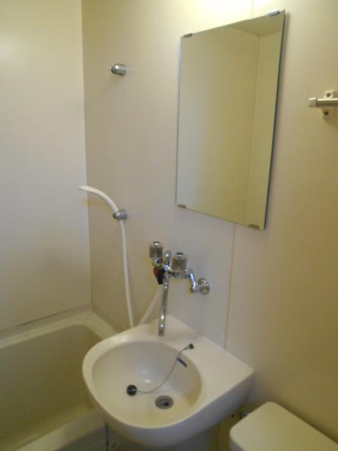 ルネパレス大岡Ⅱ 102号室の洗面所