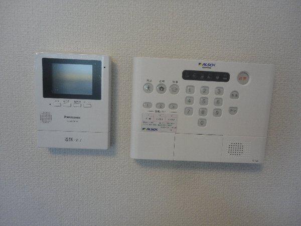 YEBISU Ⅱ 101号室のセキュリティ