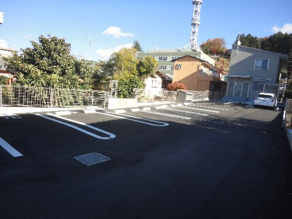 YEBISU Ⅱ 101号室の駐車場