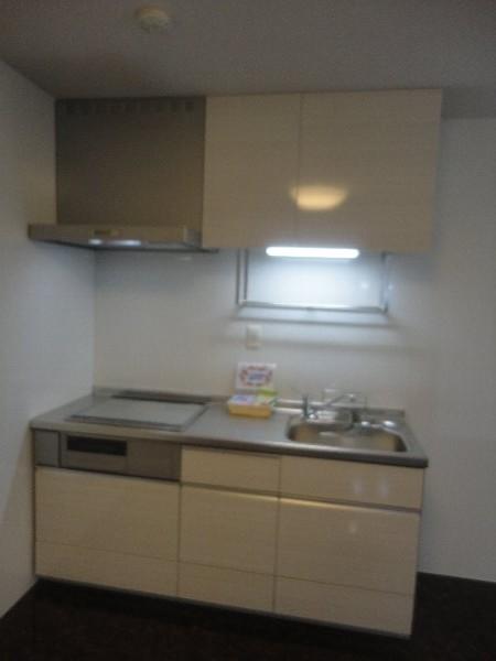 YEBISU Ⅱ 101号室のキッチン