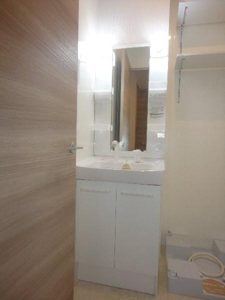 YEBISU Ⅱ 101号室の洗面所