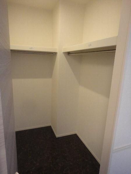 YEBISU Ⅱ 101号室の収納