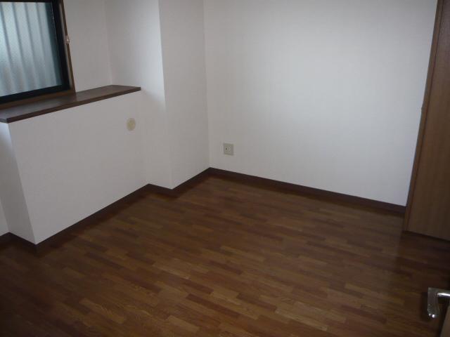ベル・コリーヌ富貴ノ台 602号室のベッドルーム