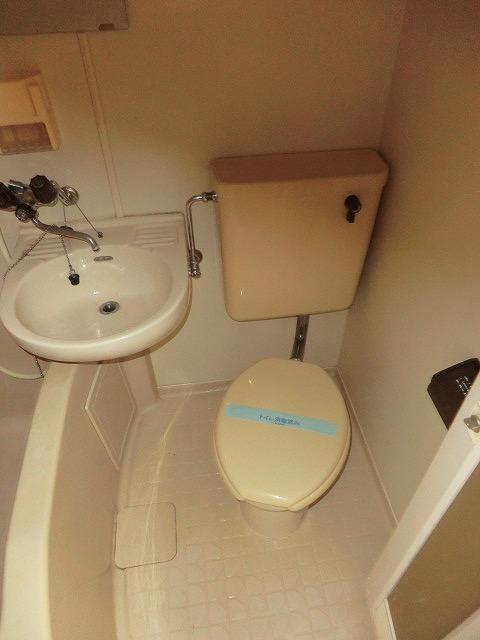 マイライフ有玉西 3C号室のトイレ