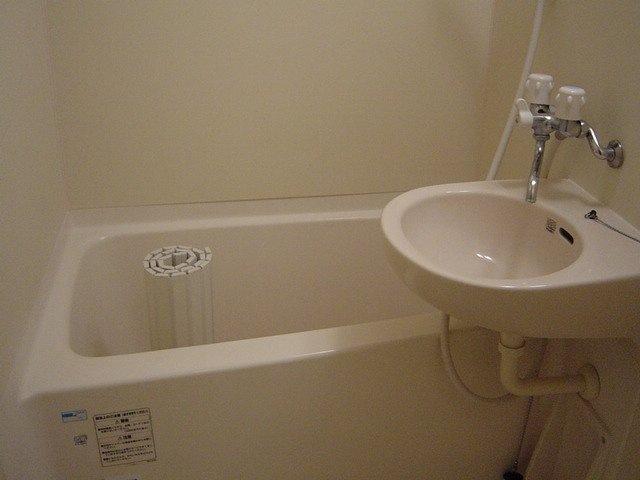 サンハイツみそのⅡ 202号室の洗面所