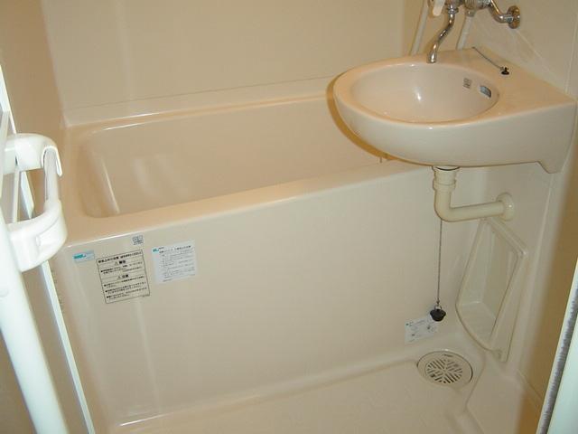 サンハイツみそのⅡ 202号室の風呂