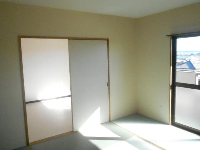 ロッククラウドマンション 303号室のベッドルーム
