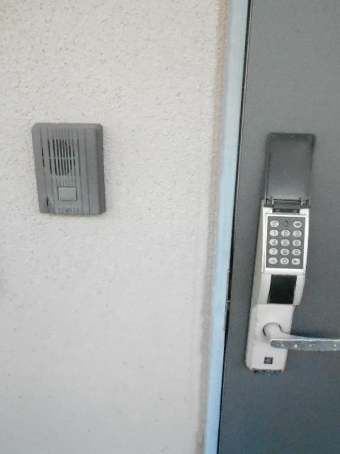 ロッククラウドマンション 303号室のセキュリティ