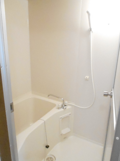 ロッククラウドマンション 303号室の風呂