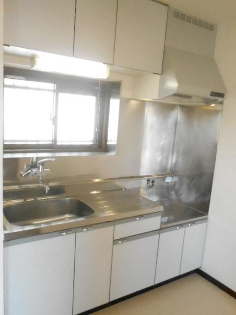 ロッククラウドマンション 303号室のキッチン