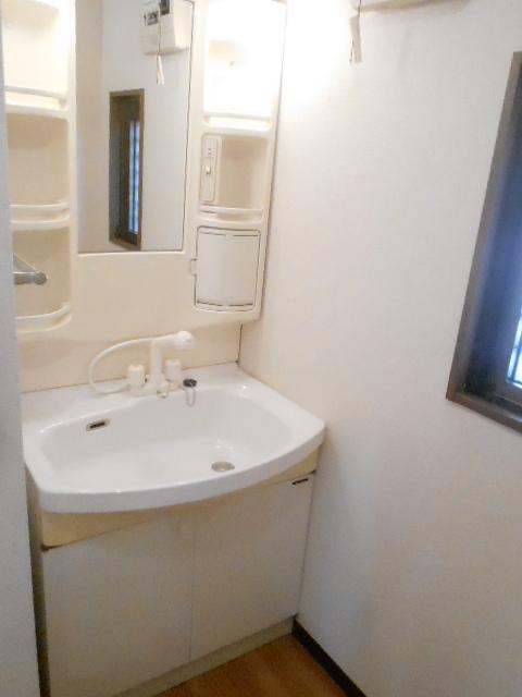 ロッククラウドマンション 303号室の洗面所