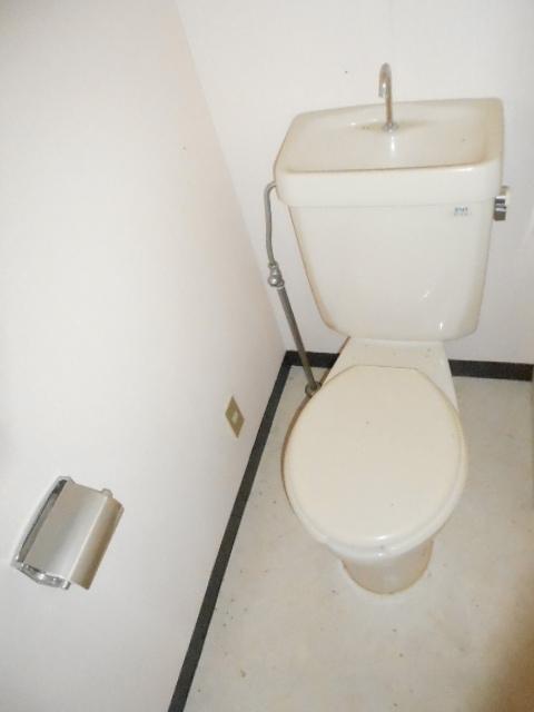 テラスハウス小林のトイレ