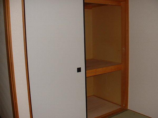 メゾンド・イナガキ 202号室の収納