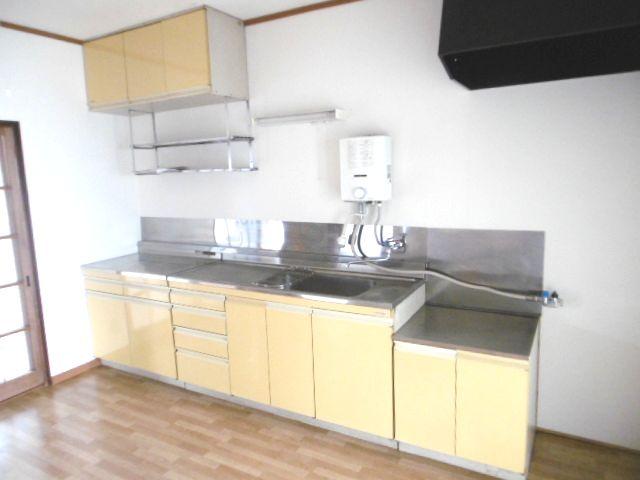 コーポ緑風 100号室のキッチン