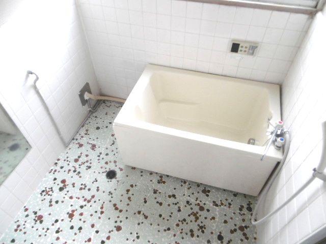 コーポ緑風 100号室の風呂