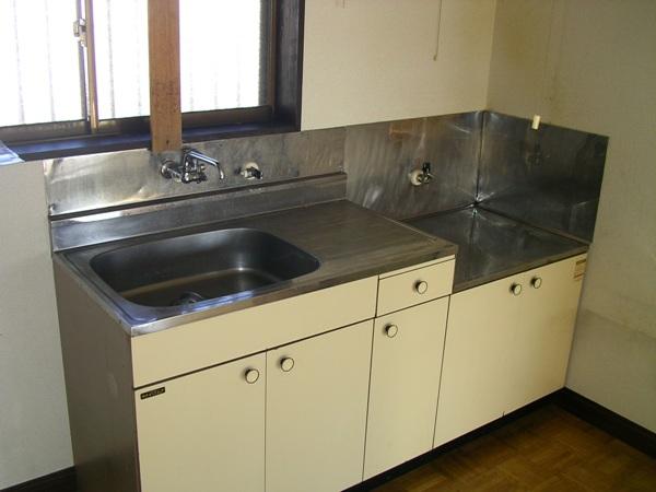 第二小島コーポ 204号室のキッチン
