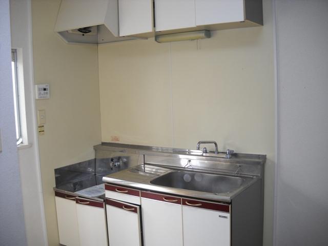 アーリーバード A101号室のキッチン