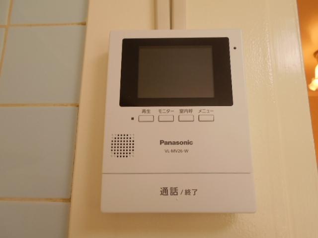 渋谷コート2号館 402号室のセキュリティ