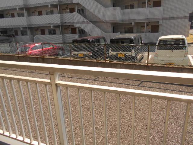 渋谷コート2号館 402号室の景色