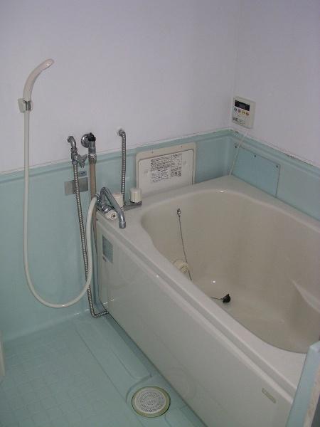 ハイム櫛引 412号室の風呂