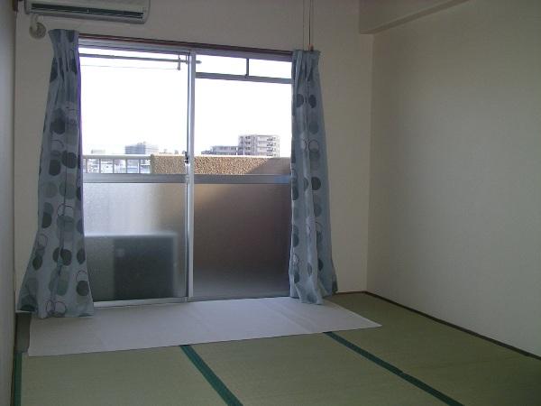 ハイム櫛引 412号室の居室