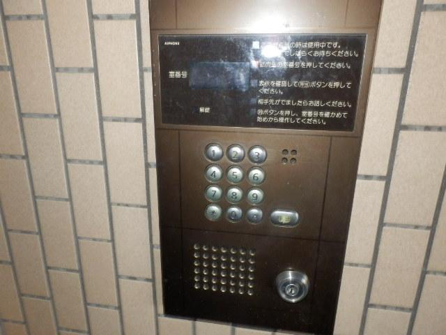 ぐりーんぷらざ 102号室のセキュリティ