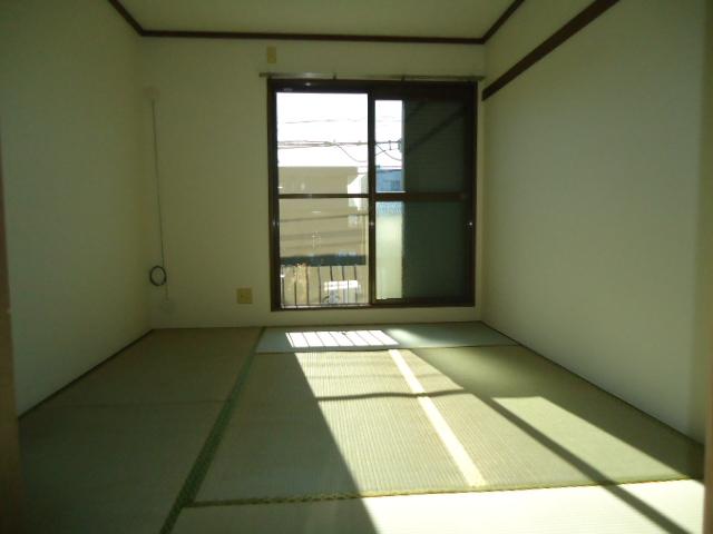 サンコーポ 201号室のリビング
