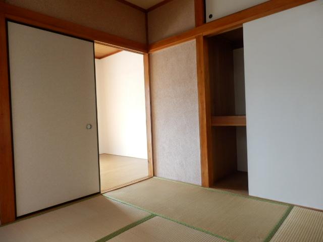 ヒロハウス A-5号室の収納