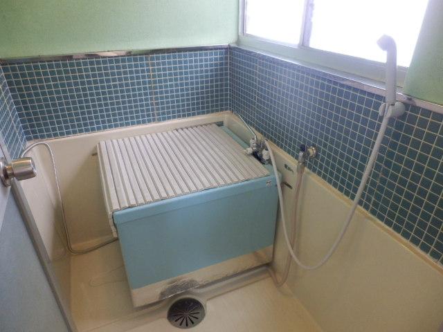 ヒロハウス A-5号室の風呂