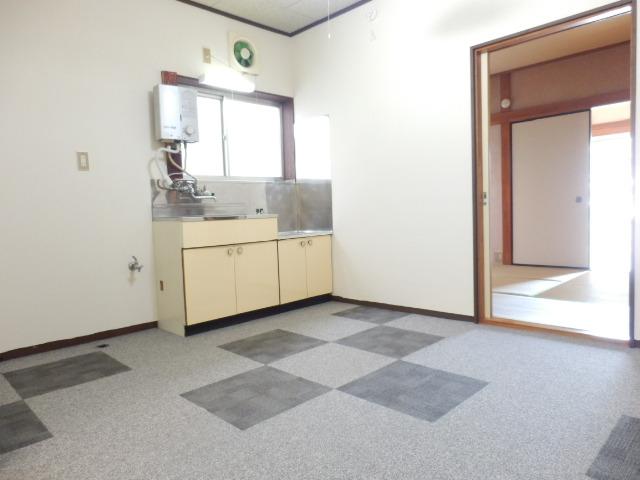 ヒロハウス A-5号室の居室