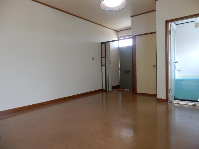 スターハイツ 7号室の玄関