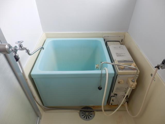スターハイツ 7号室の風呂