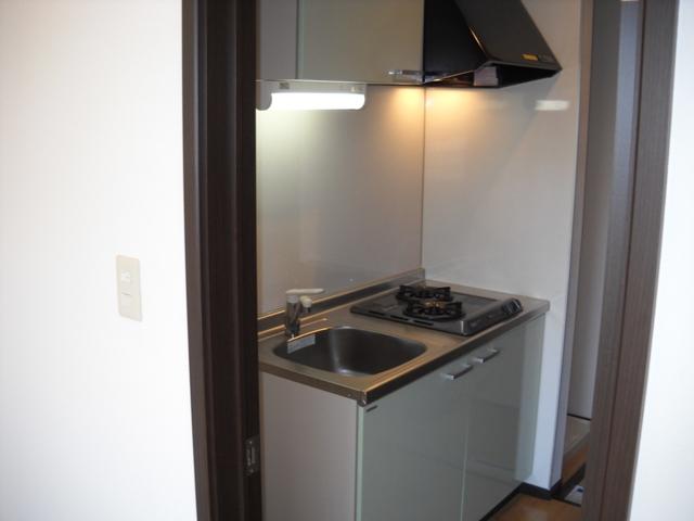 ミルフィーユⅡ 101号室のキッチン