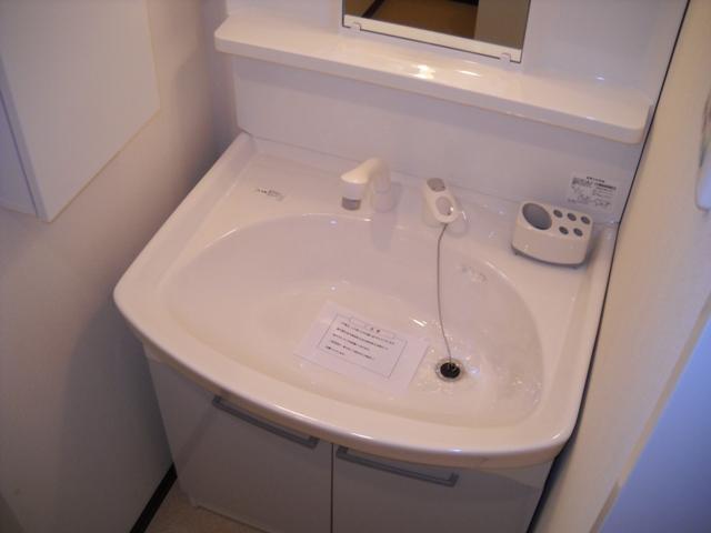 ミルフィーユⅡ 101号室の洗面所