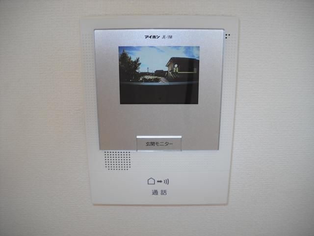 ミルフィーユⅡ 101号室のセキュリティ