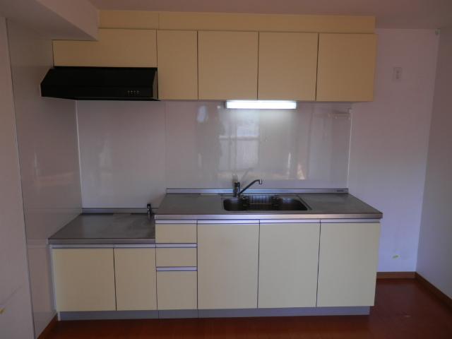 パストラルピア 403号室のキッチン