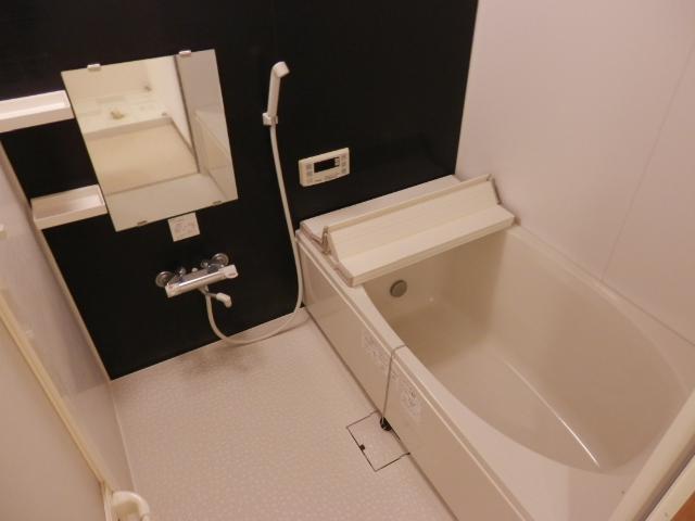 パストラルピア 403号室の風呂