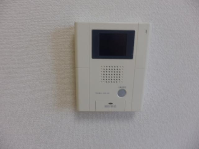 ゼフィール大宮 201号室のセキュリティ