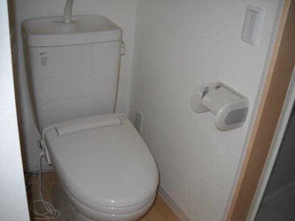 ゼフィール大宮 201号室のトイレ