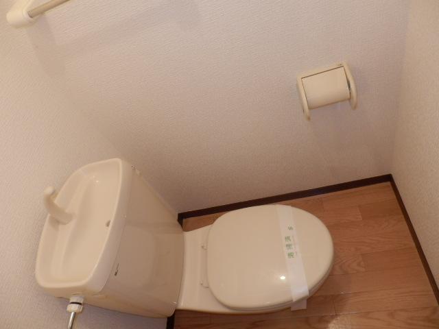 ツインキャッスルⅠ 101号室のトイレ