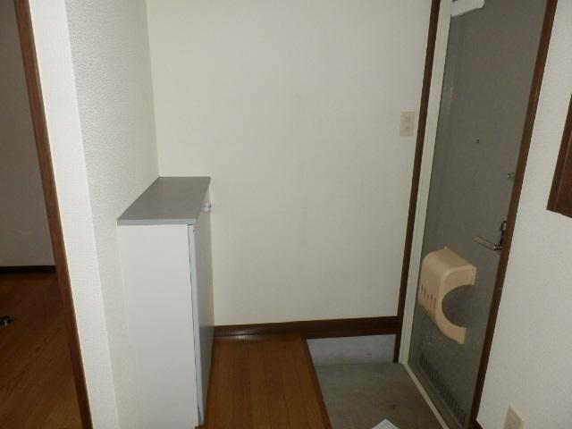 ツインキャッスルⅠ 101号室の玄関