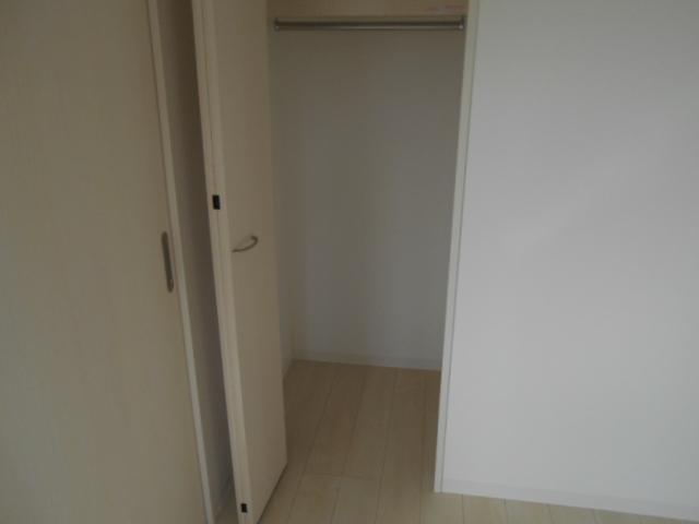 プランドール 202号室の収納